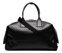 Reisetasche mit Intarsio-Muster