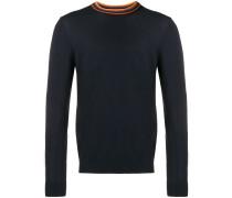 Pullover mit Streifendetail