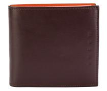 small colour block wallet