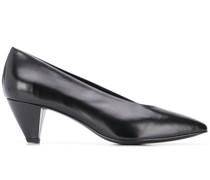 Wayfarer cone heel pumps