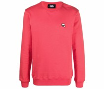 Sweatshirt mit Ikonik-Patch
