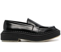Type 161 Loafer mit Cut-Outs