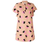 Kleid mit Stickerei