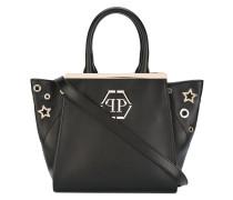 - Handtasche mit Ösen - women - Leder/Polyester