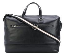 Reisetasche mit gestreiftem Riemen