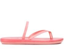 Flip-Flops mit Riemchen