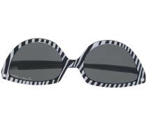 'SOS' Cat-Eye-Sonnenbrille
