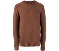 Pullover mit Strickeffekt