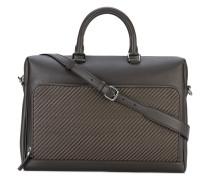 - classic laptop bag - men - Kalbsleder
