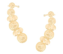 long Greca Medusa earrings