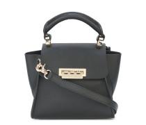 Mini Handtasche mit Klappdeckel