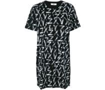 T-Shirt mit Oversized-Design