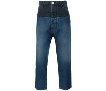 'Samurai' Cropped-Jeans