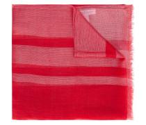 Schal mit Streifen - women - Polyester/Bemberg