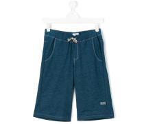 - drawstring track shorts - kids