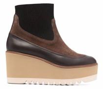 Noah wedge boots