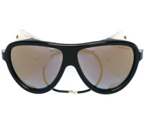 'Noir' Sonnenbrille mit Seitenschutz - women