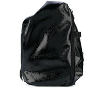 Isaar small backpack - unisex - Nylon/Lack