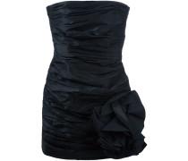 Gerüschtes Kleid - women - Polyester/Viskose