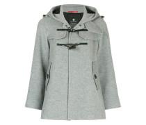 short duffle jacket