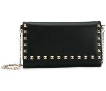 Garavani Rockstud chain wallet