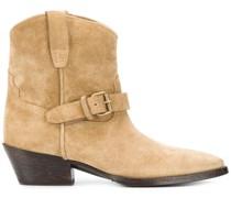 'Western' Stiefel mit Schnalle