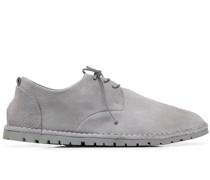 Derby-Schuhe aus weichem Leder