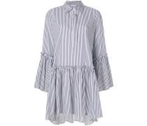 P.A.R.O.S.H. peplum shirt dress