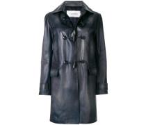 Mantel aus Kalbsleder