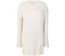 Pulloverkleid aus Mohairwolle