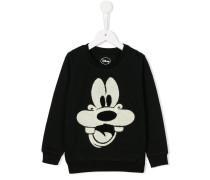 Sweatshirt mit Goofy-Kopf
