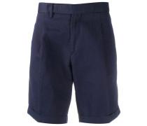 Shorts mit verdecktem Verschluss