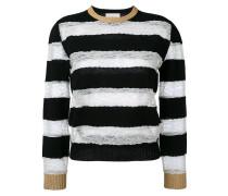 Pullover mit Querstreifen - women