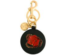 Schlüsselring mit rundem Anhänger - unisex