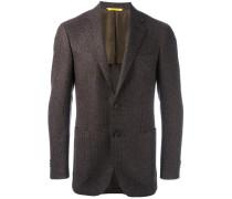 two button blazer