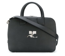 Handtasche mit Matt-Effekt