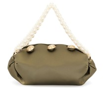 Nino Handtasche mit Perlenhenkel