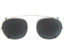 Clip-On-Pilotenbrille