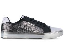 Sneakers mit Glitzereffekt - women