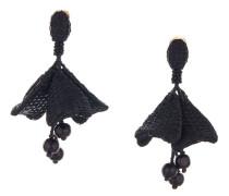 'Woven Bell' Ohrringe