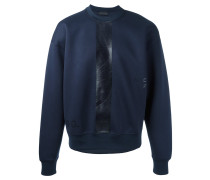 - Sweatshirt mit Print - men - Viskose - M