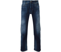- Schmale Jeans mit Farbverlauf - men