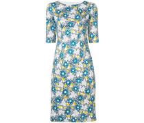 floral dress - women - Baumwolle/Elastan - 2
