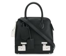 Handtasche mit Schnallenverschluss