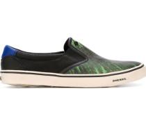 'Subway' Slip-On-Sneakers