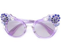 - Sonnenbrille mit Cat-Eye-Gestell - women