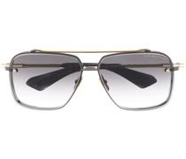 Eckige 'Mach 6' Sonnenbrille