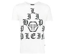 - T-Shirt mit Logo-Print - men - Baumwolle - XXL