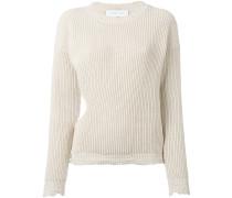 Pullover mit Cut-Out - women - Baumwolle - M
