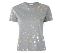 T-Shirt mit Sternverzierung